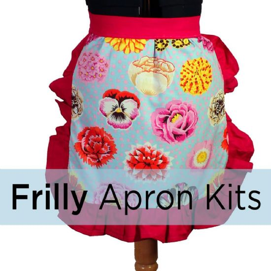 Frilly Apron Kits
